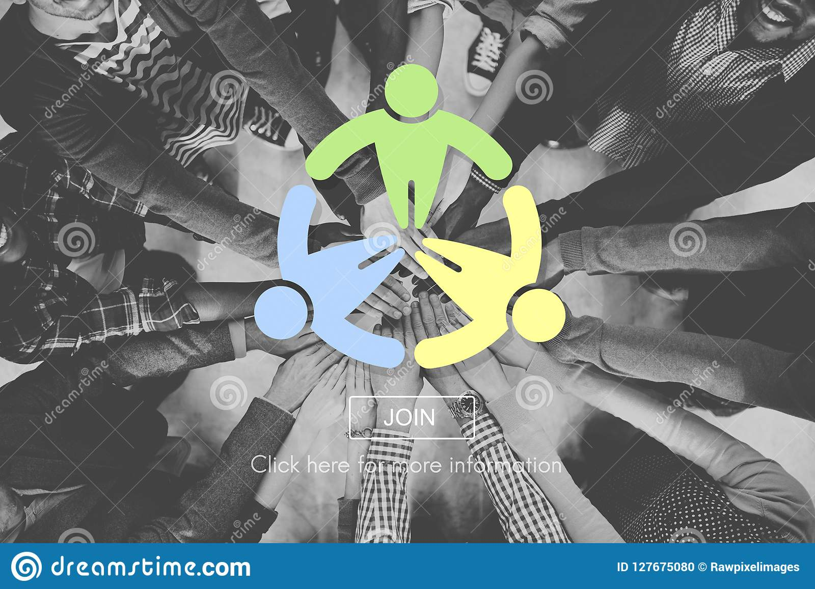 People Community Society Global Concept