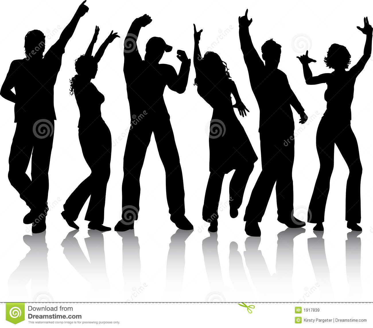 people dancing royalty free stock images   image 1917839