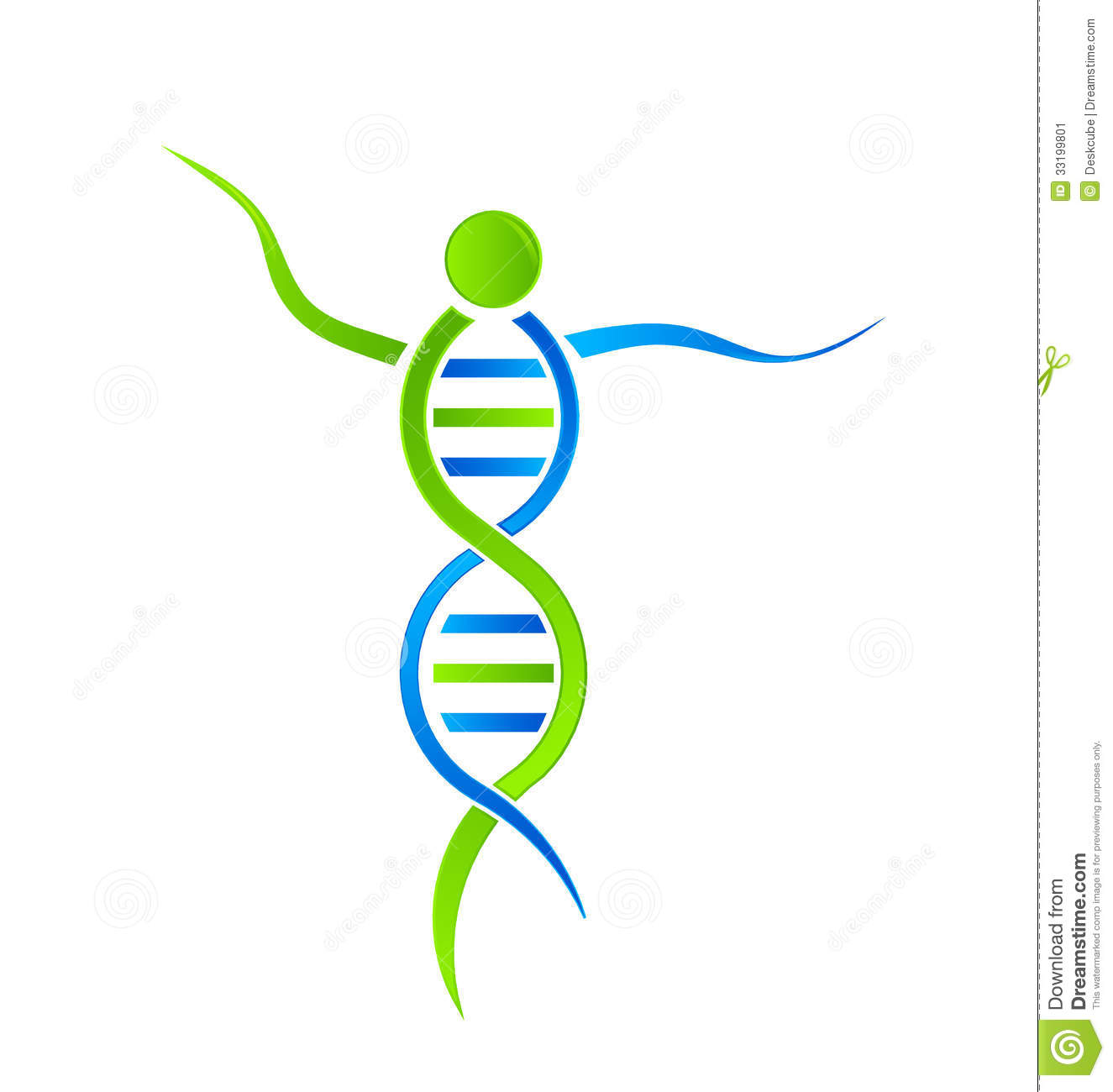 People DNA Stock Image - Image: 33199801