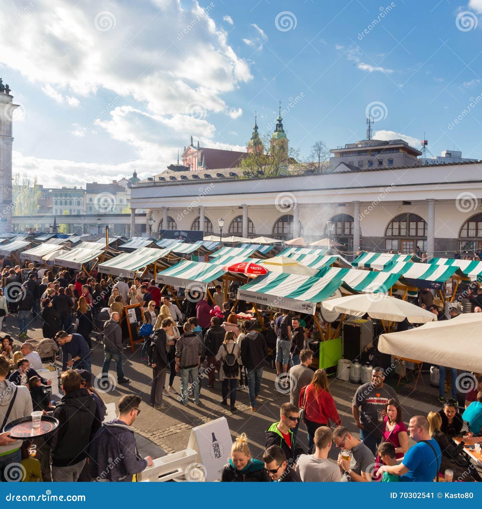 Ljubljana Street Food Festival