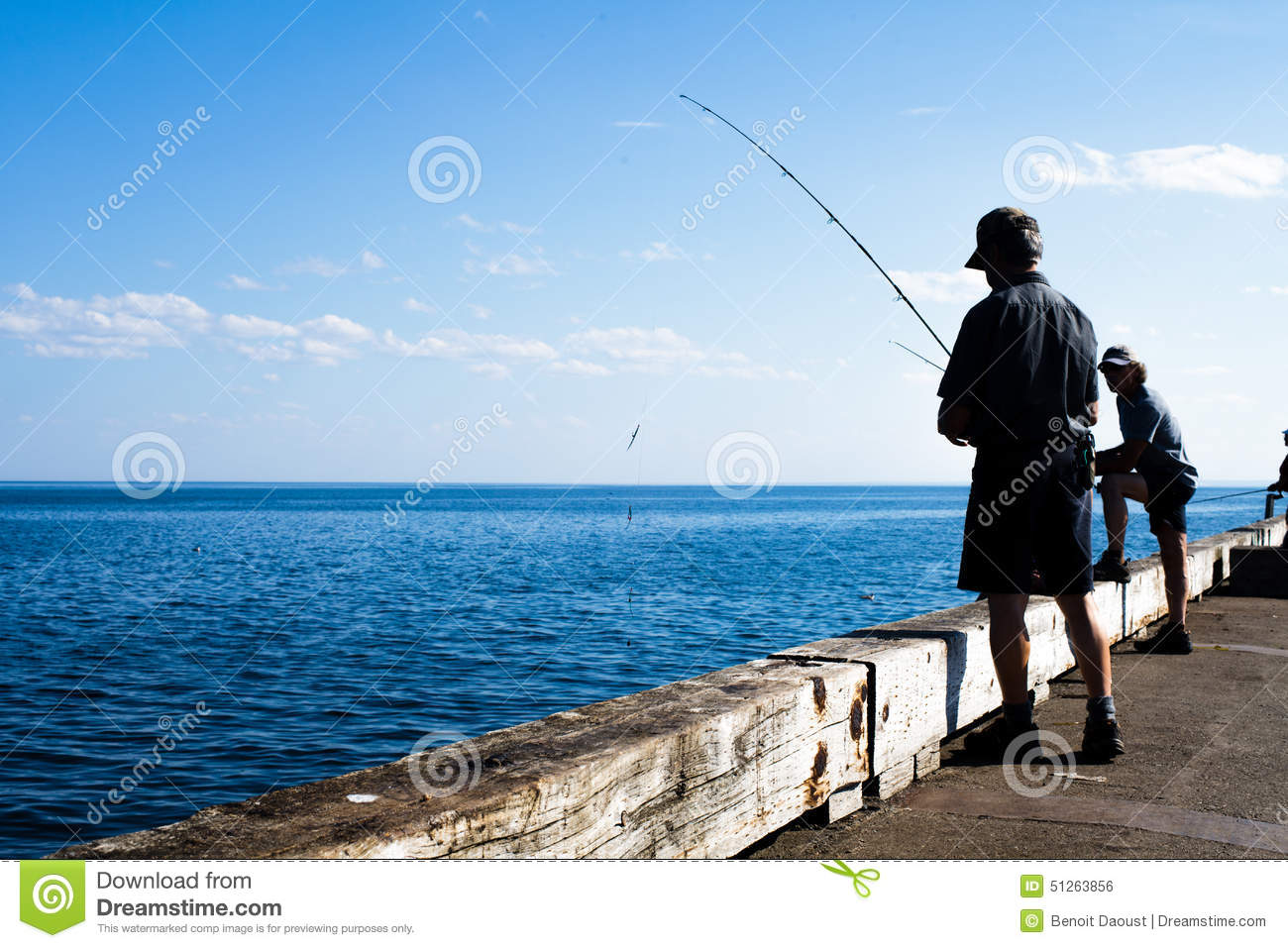 People are fishing mackerel on the gaspe peninsula quebec for Fishing in quebec