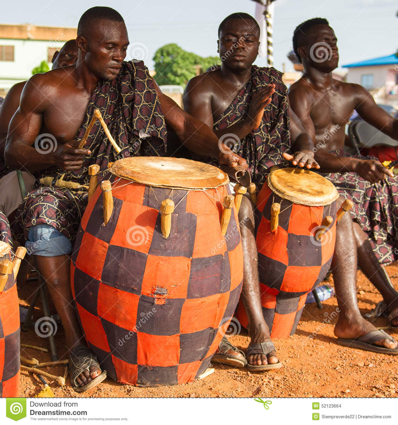 People in GHANA editorial stock image  Image of musician
