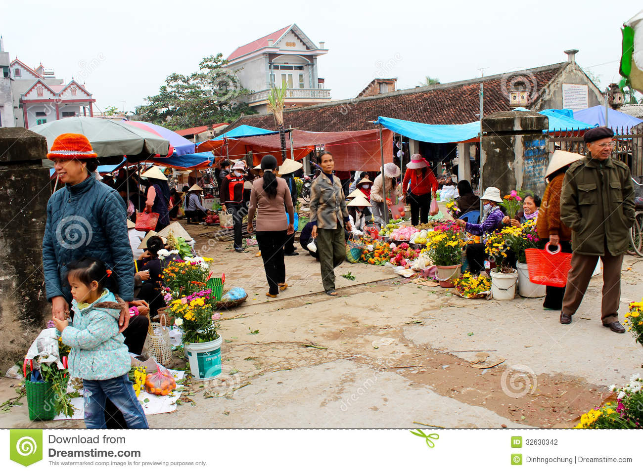 Duong To Vietnam  City new picture : market hai duong vietnam april gold april thanh ha hai duong vietnam ...