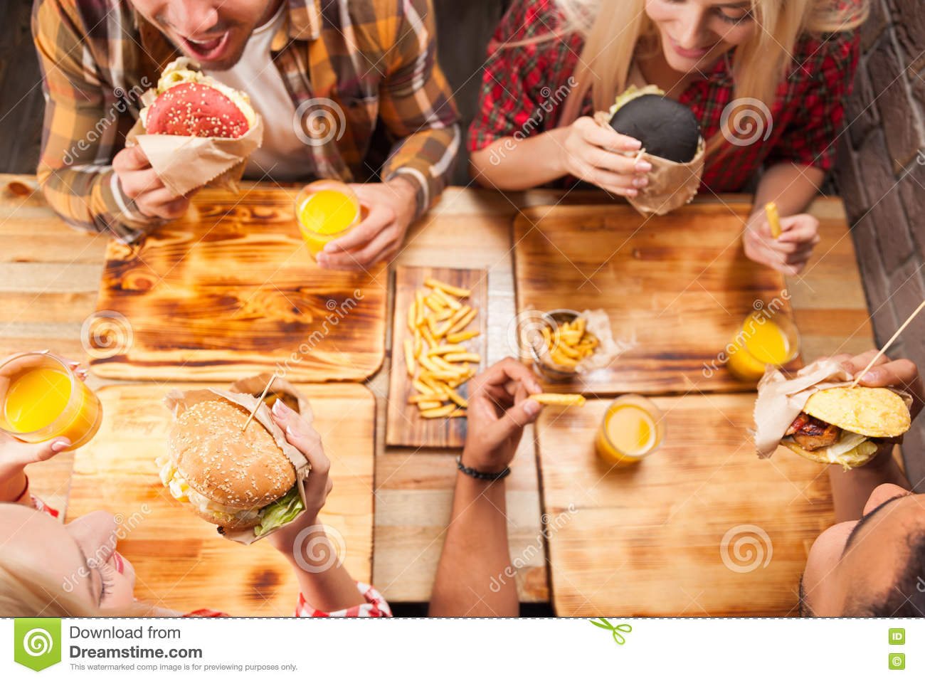 Two potato friends with wiggly eyes stock photography for Eating table