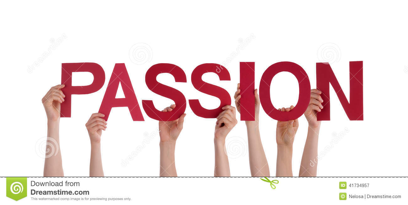People Holding Passion