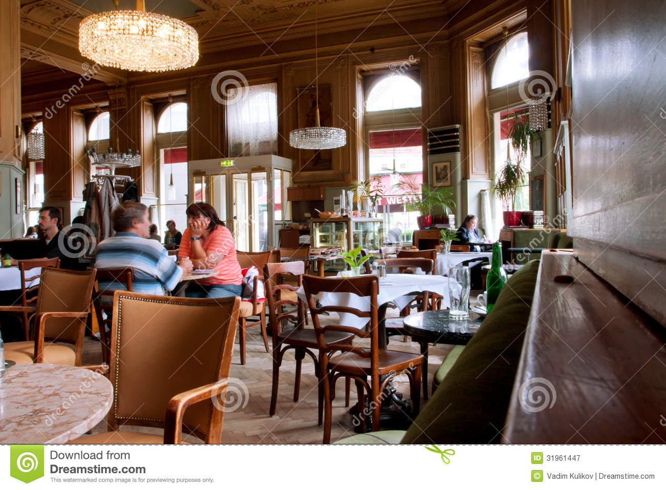 Vintage cafe restaurant interior design hot girls wallpaper for Antique thai cuisine