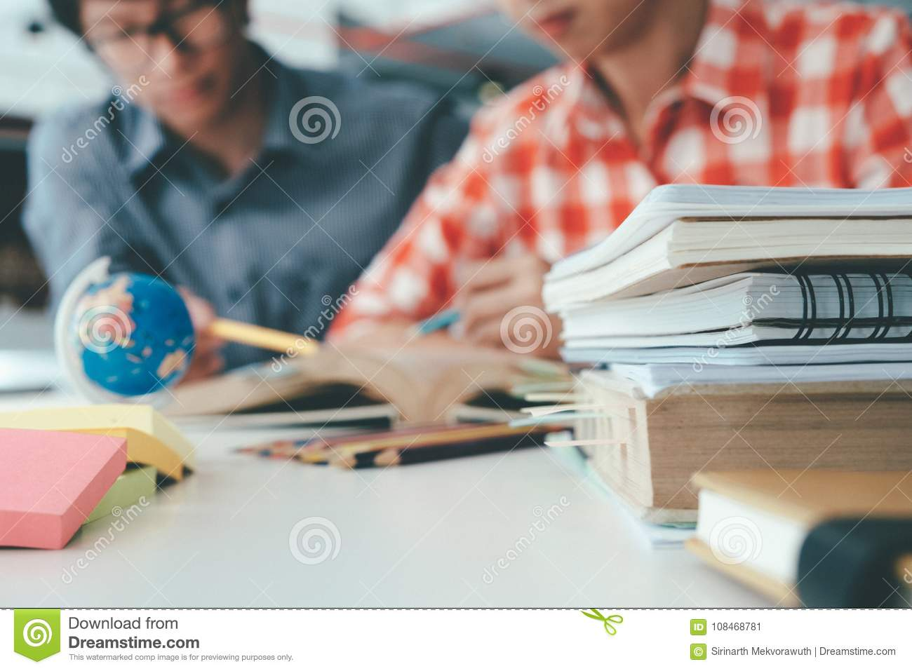 People, learning, education and school concept.