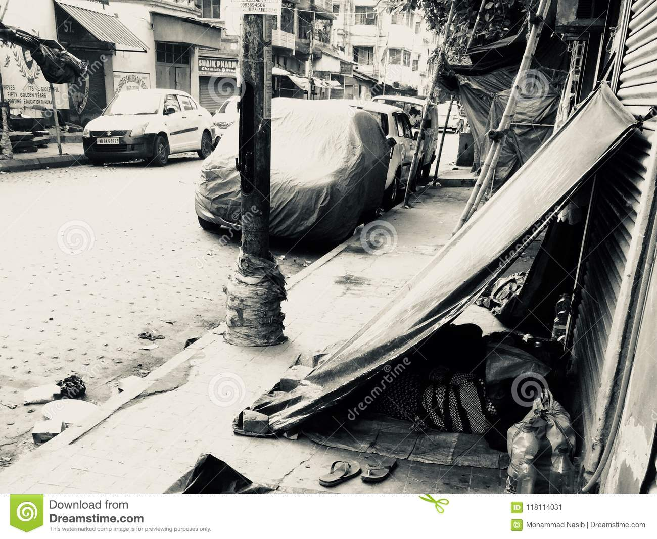 Download Street Life's In Kolkata India Editorial Photo - Image of local, street: 118114031