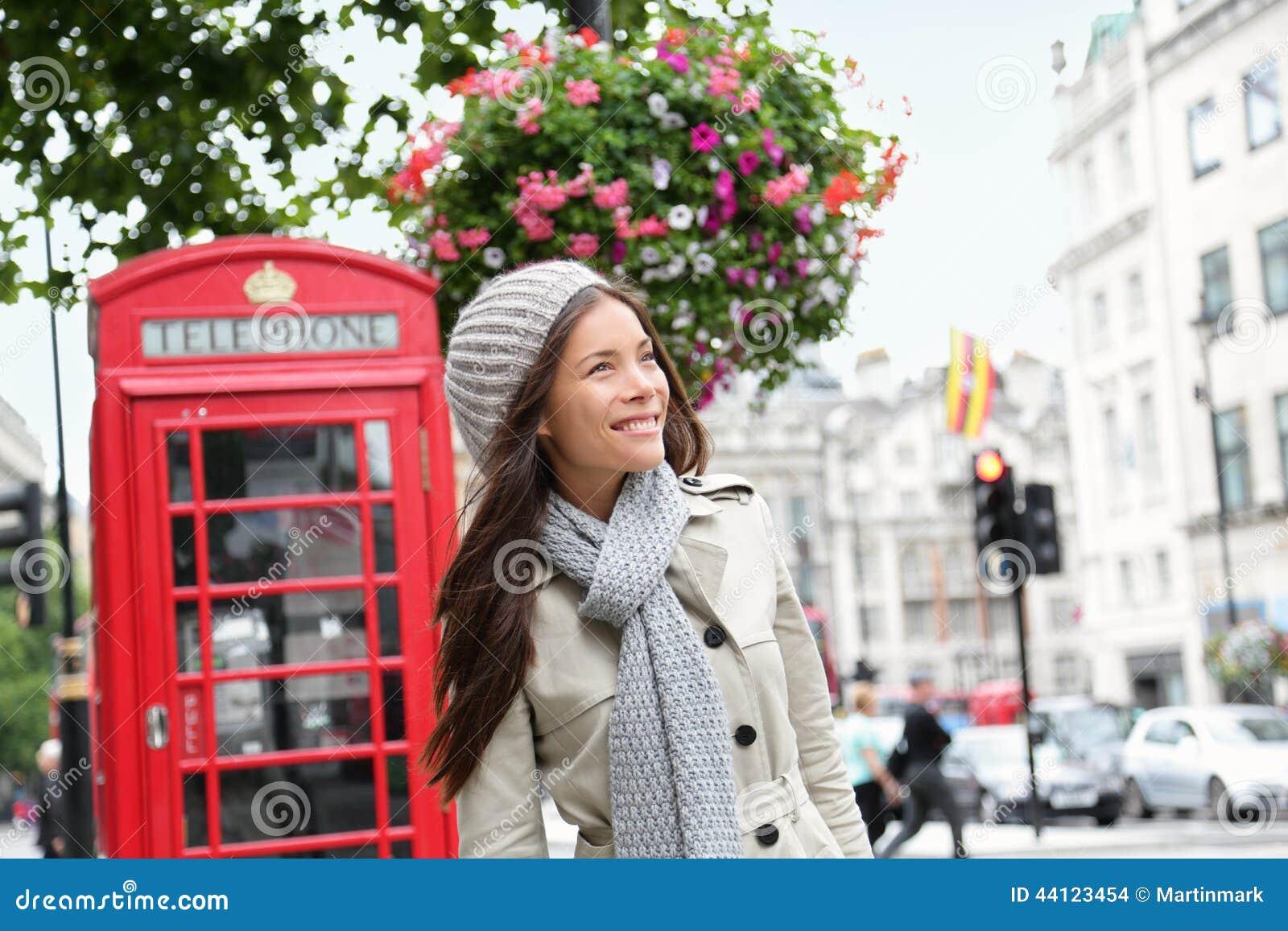 Russian business woman london