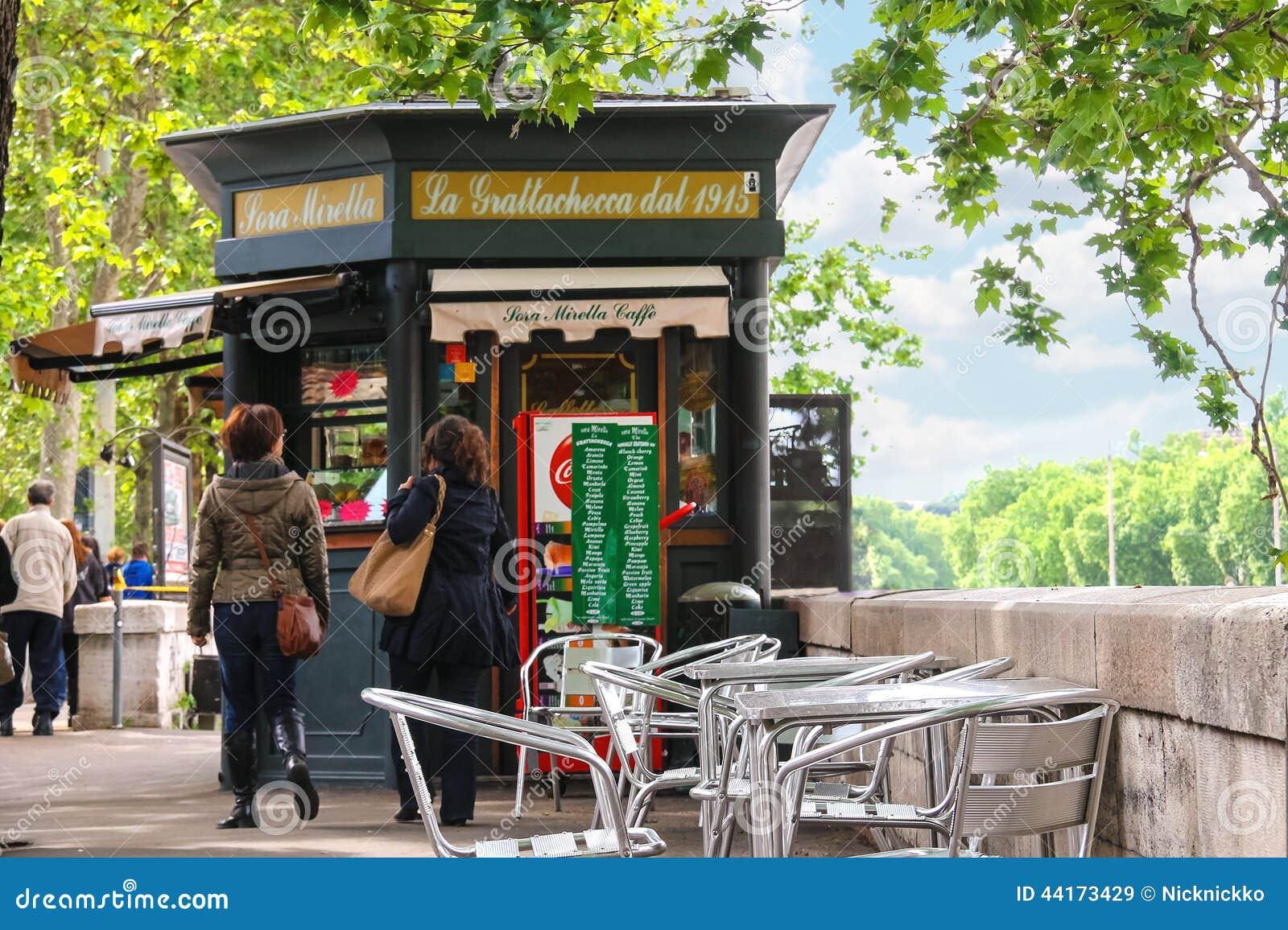 Roadside Cafe Menu
