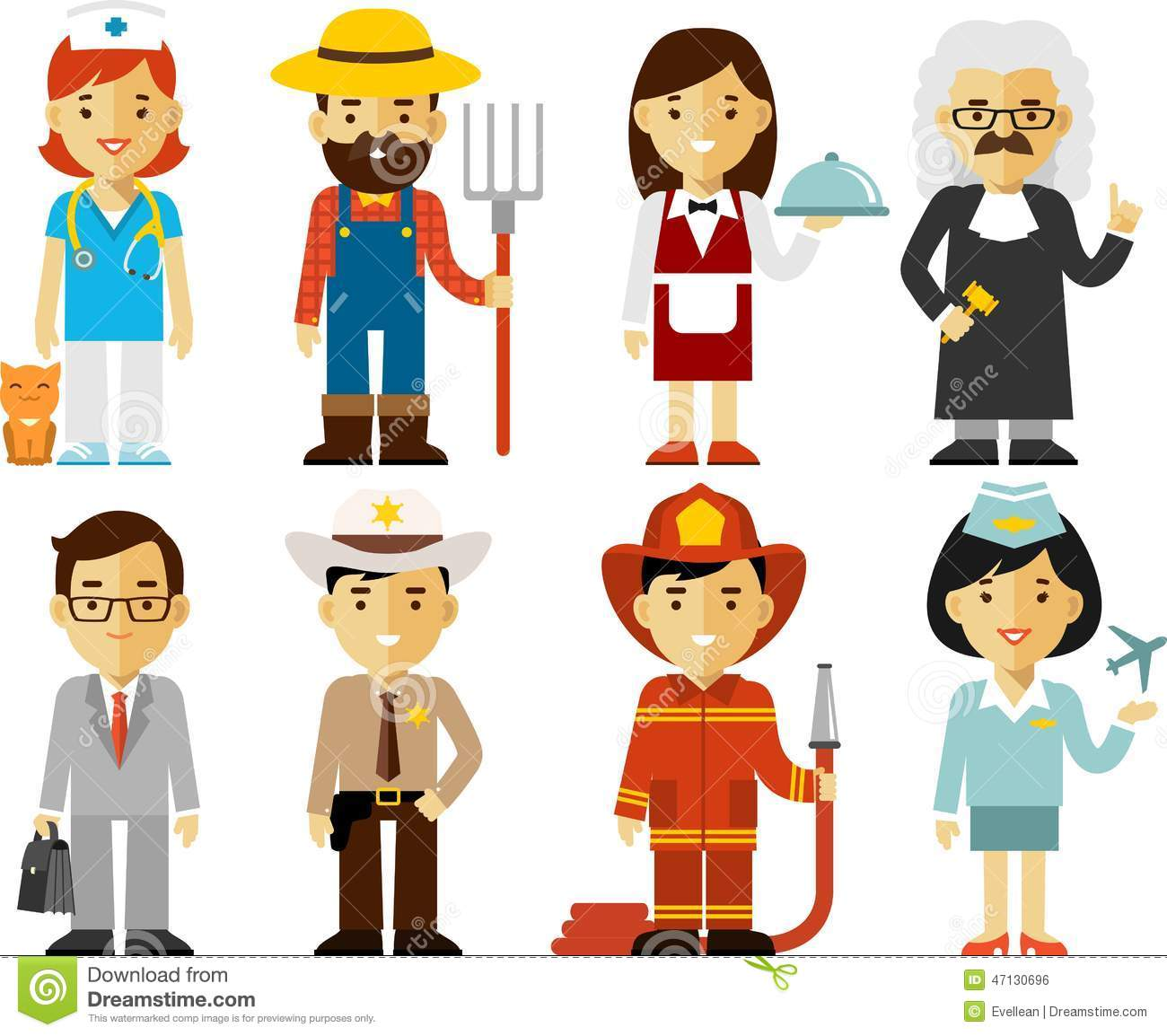 Free PowerPoint Presentations about Occupations for Kids ...