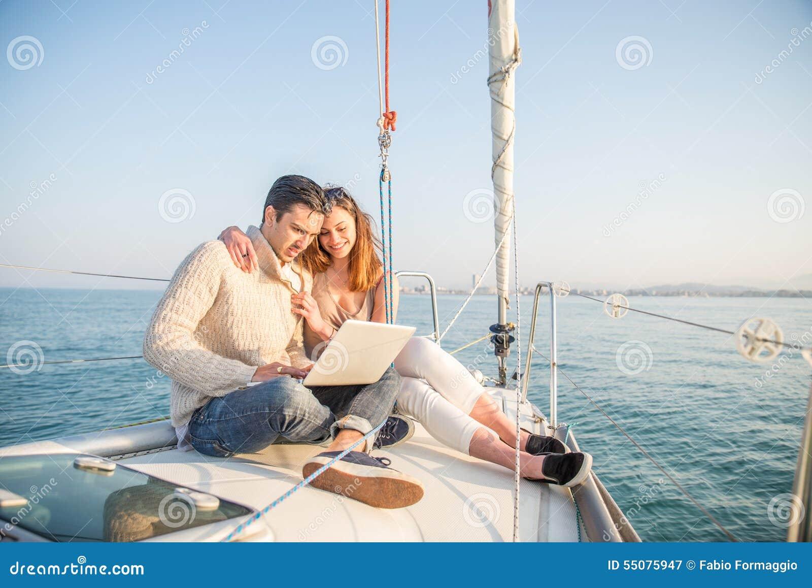 yachts on Women models