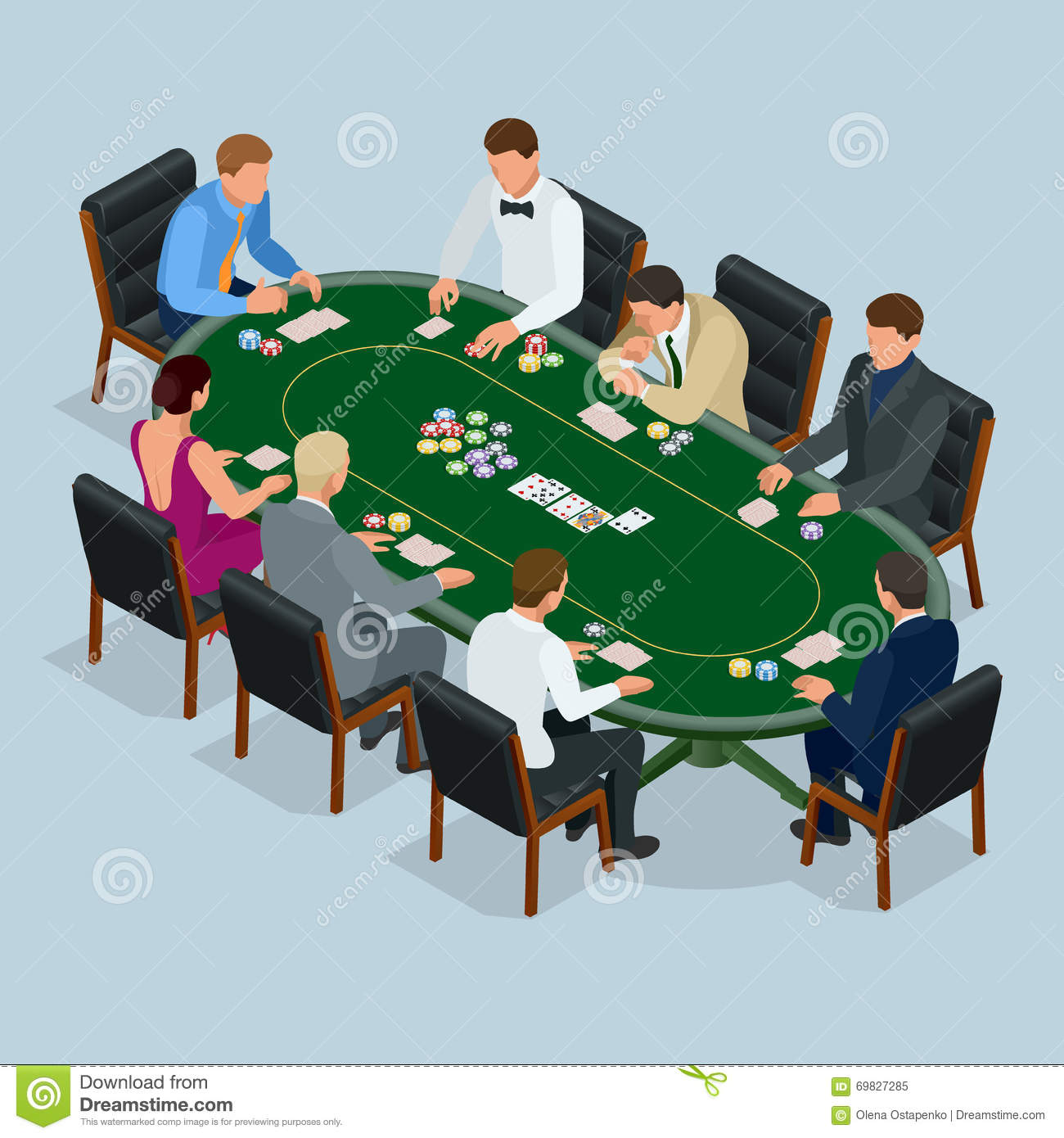 Casino Poker for Beginners This Time the Dealers Have Tips For You