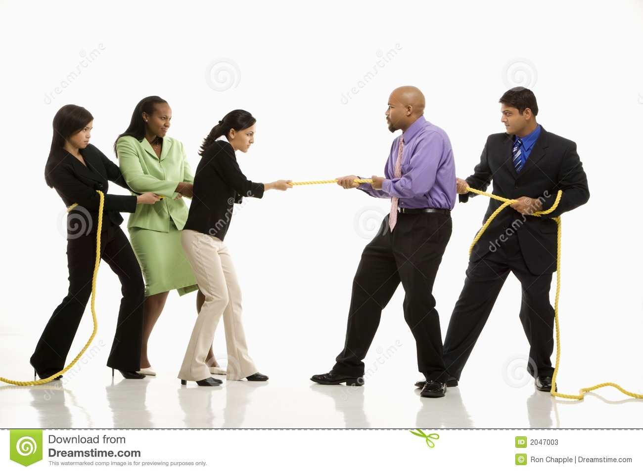 People playing tug of war stock image. Image of rivalry ...