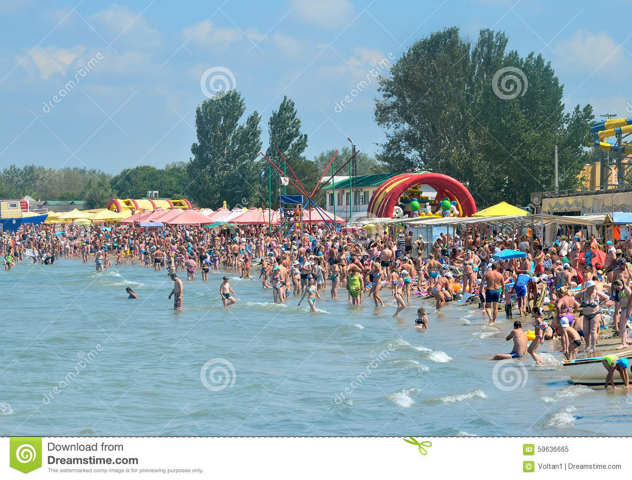 Anapa Russia  City pictures : ... the beach in Anapa. Anapa is a resort on the Black Sea Coast, Russia