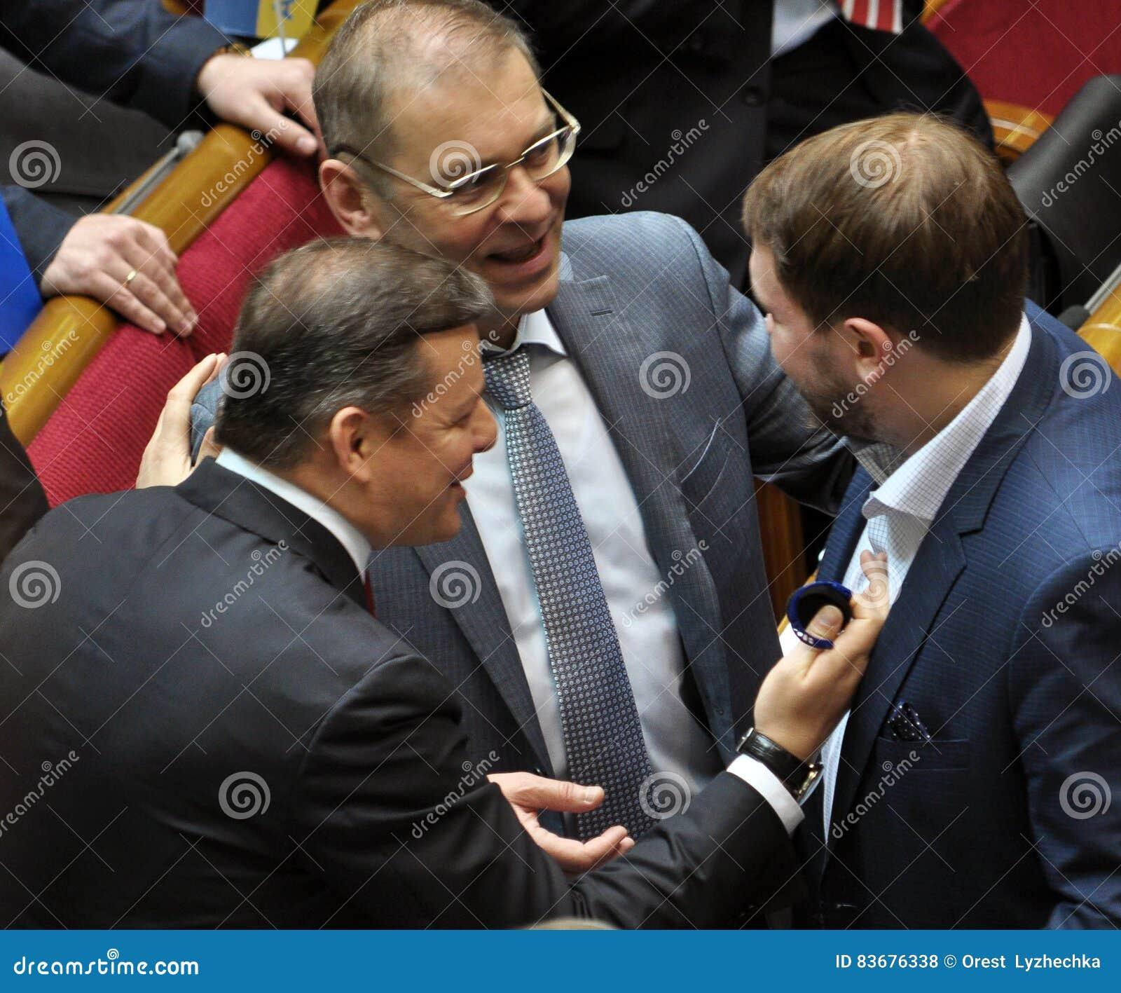 People`s deputies of Ukraine Lyashko and Pashinsky_3