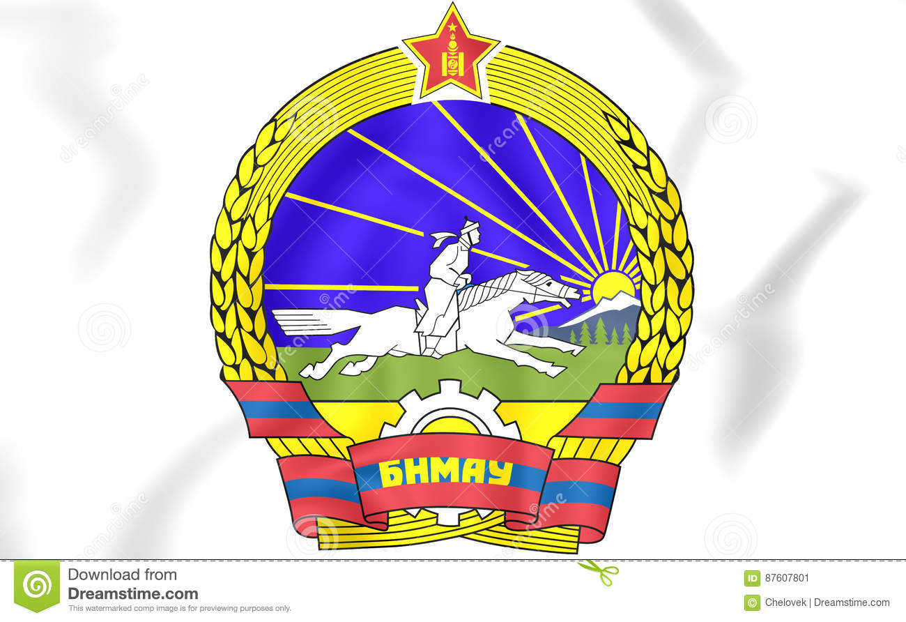 Who is depicted on the coat of arms of Irkutsk