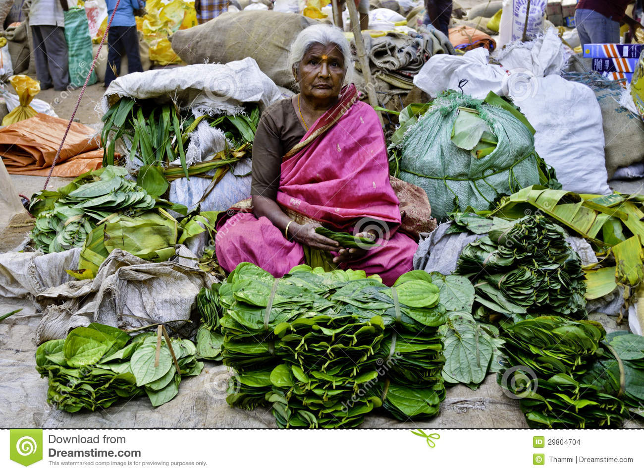 an old woman greengrocer editorial stock image