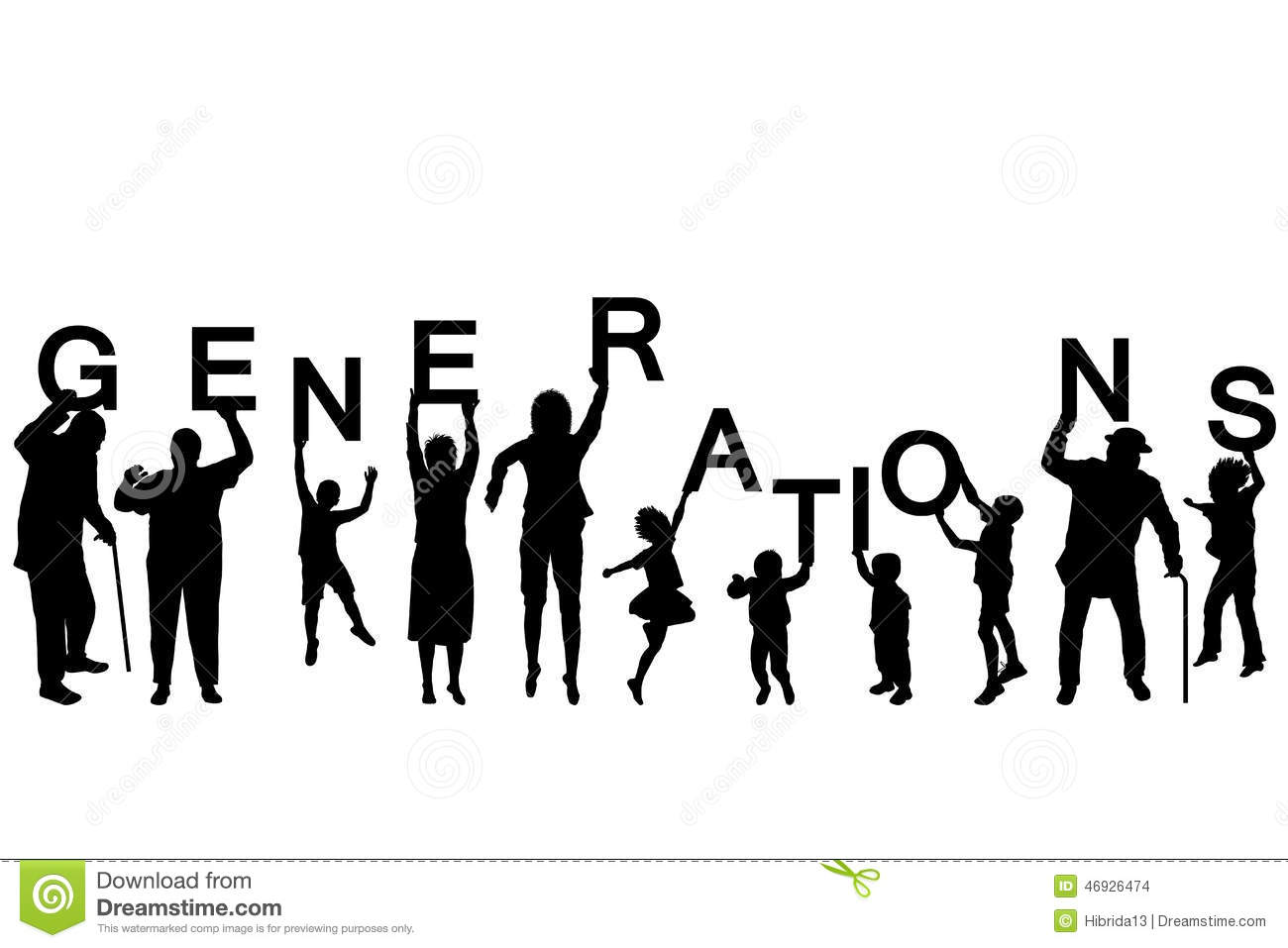 How is your generation different from your parents`generation?