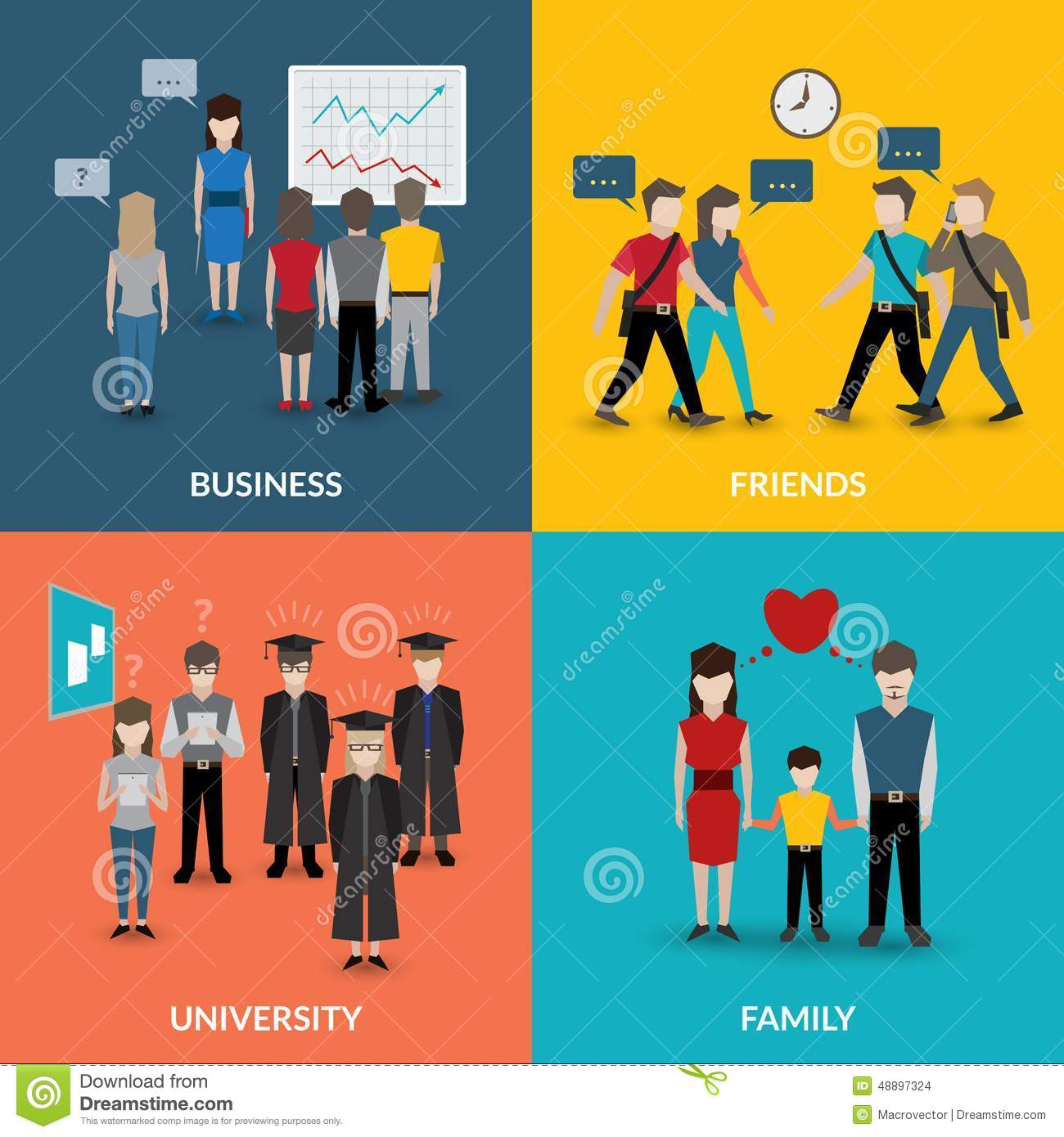 university and work situation Marquette university career services center interviewing skills think about previous work situations and design a picture of an ideal company for you as a.