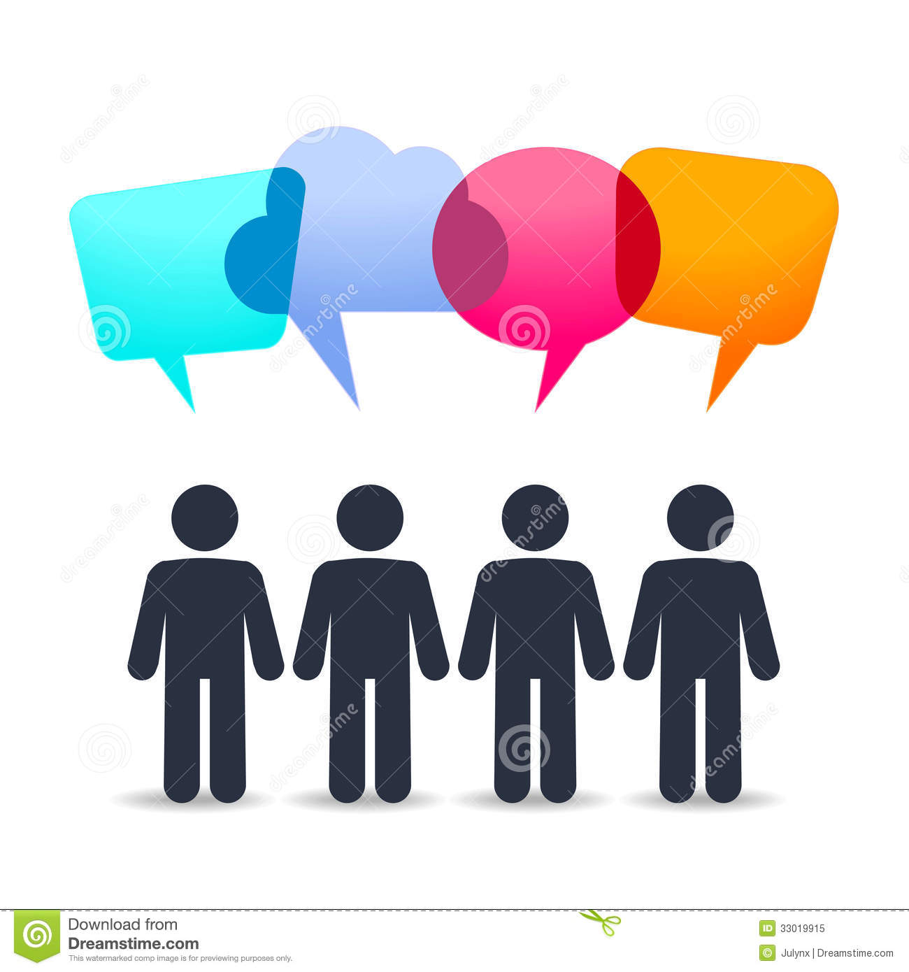 people with speech bubles royalty free stock photo image speech clip art or images for free speech clip art free