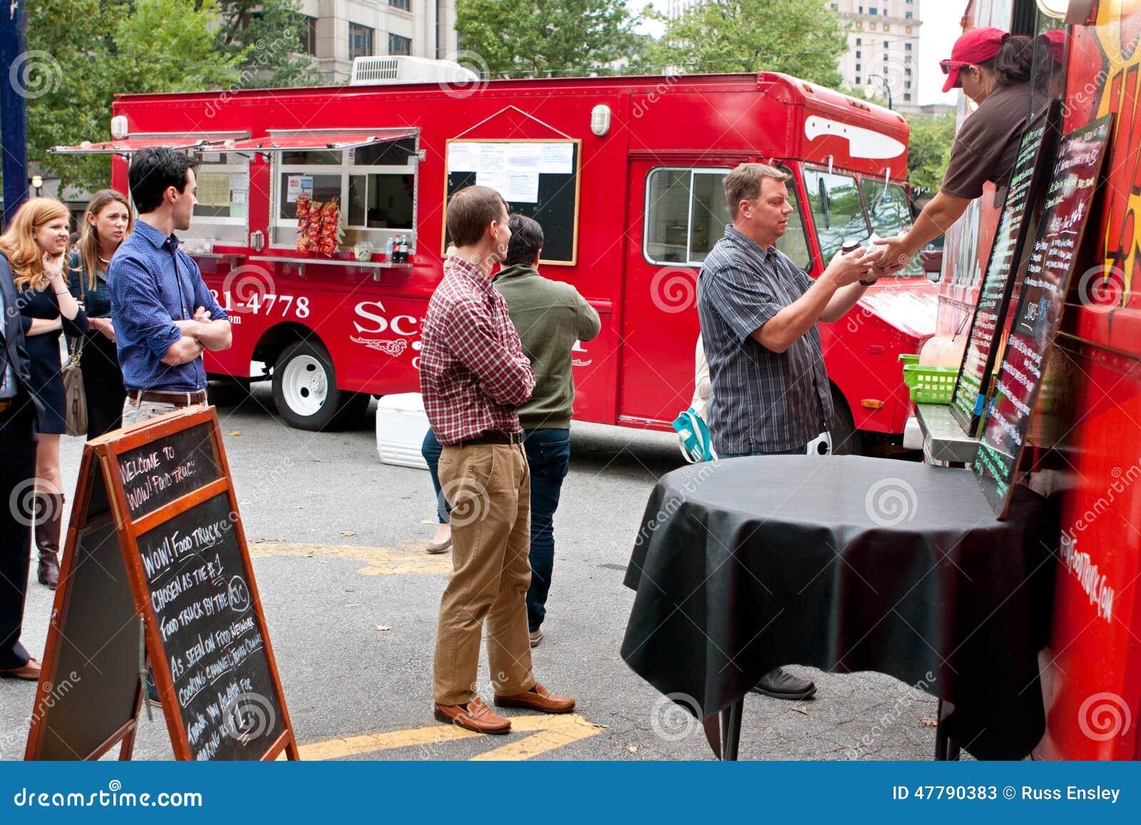 Food Truck Business In Atlanta