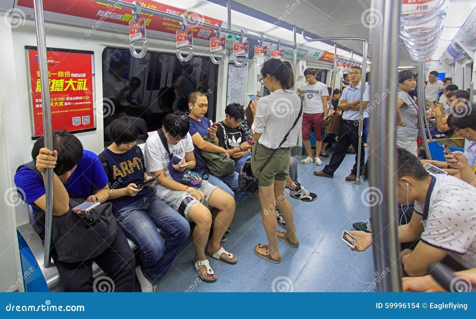 Public Transportation In China