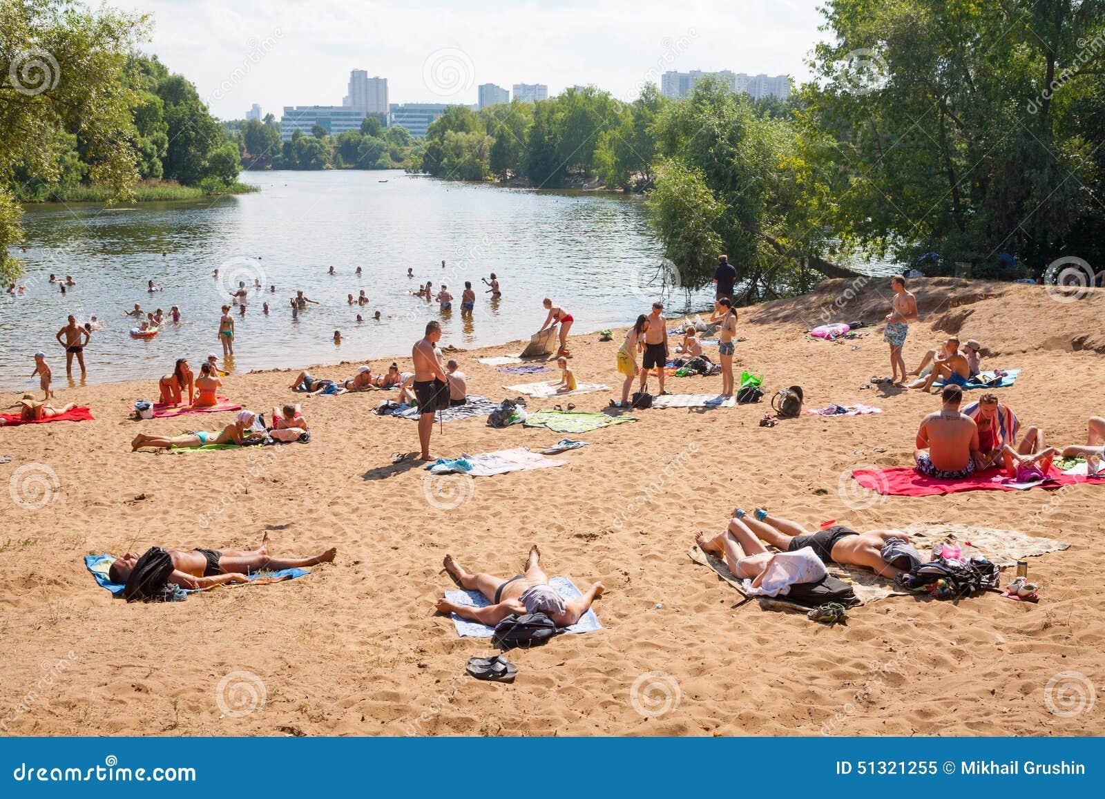 Пляжи в горенке фото