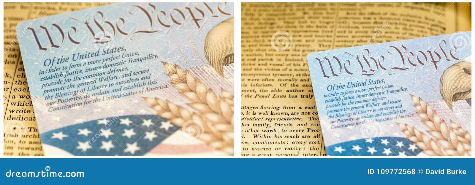American Passport Historical Document Stock Photo Image Of
