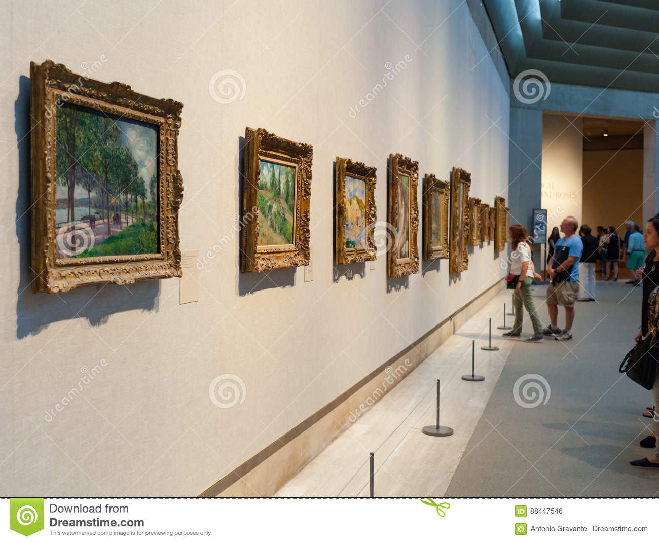 a survey of a visit to the metropolitan museum of art Find visitor and ticket information for the metropolitan museum of art, new york—ny's biggest museum—including must-see exhibitions.