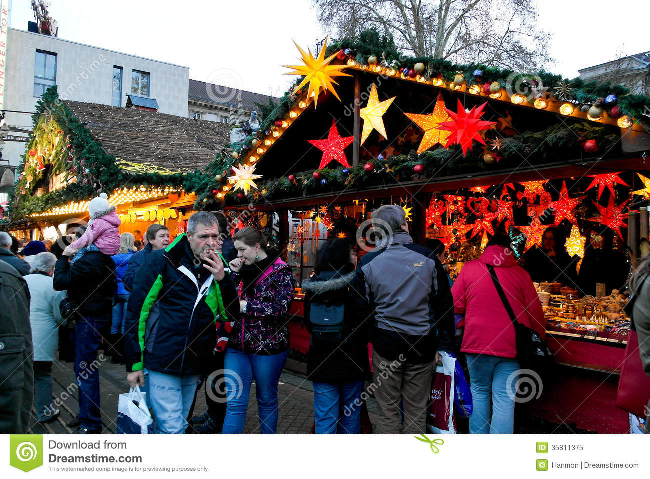 Where Are The Christmas Markets In Germany