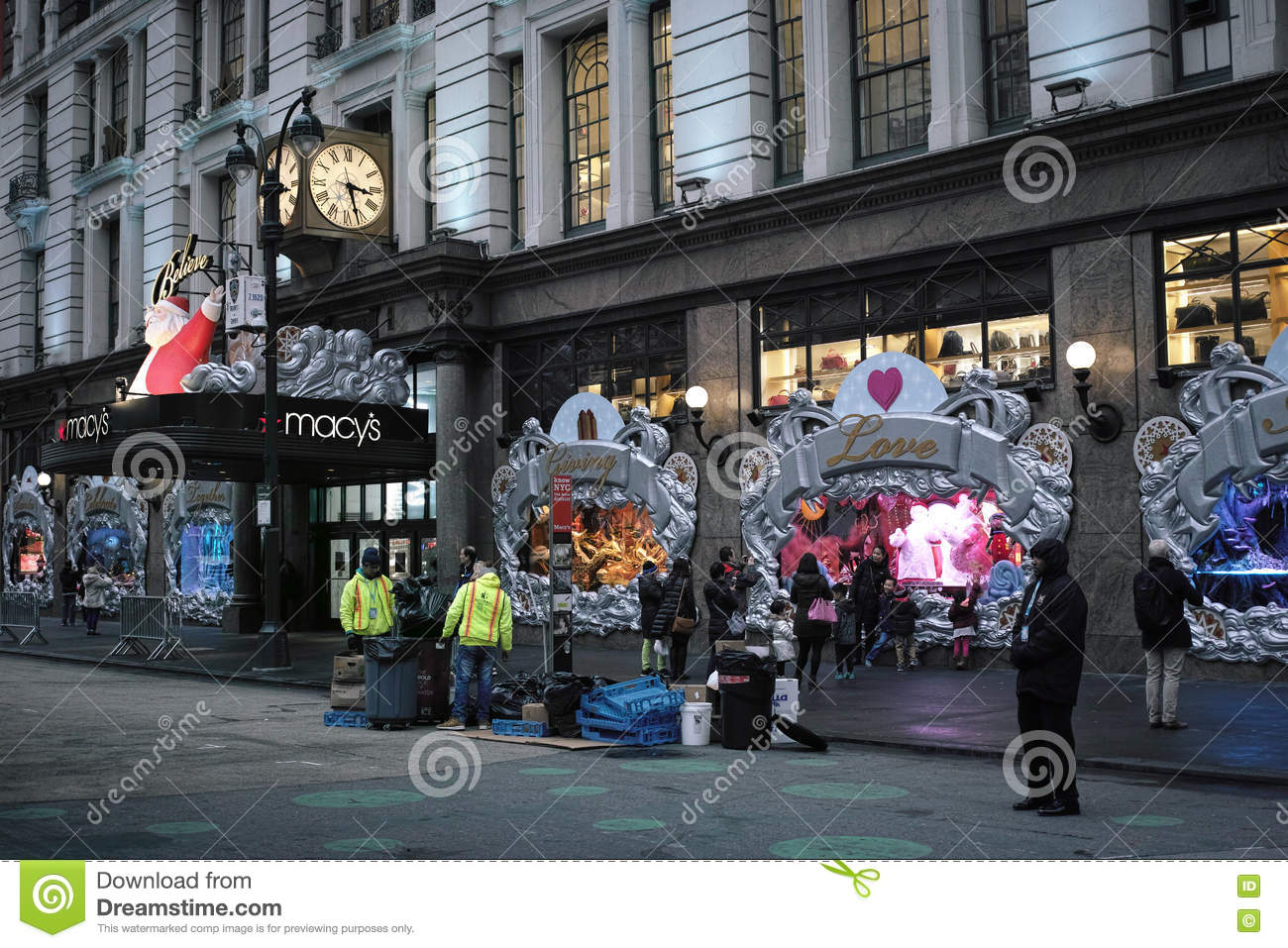 To acquire New city york holiday windows picture trends
