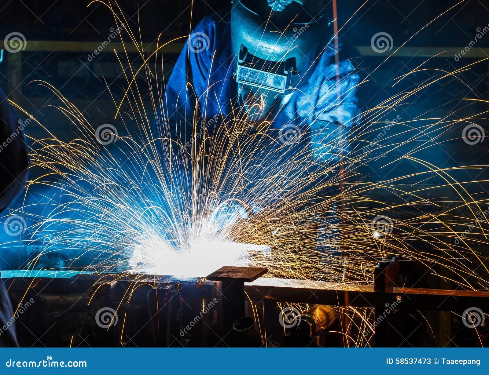 Uses and Advantages of Flux-Core Arc Welding - Tulsa Welding School
