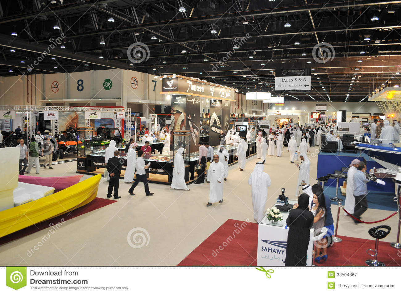 Peoples at abu dhabi international hunting and equestrian for Hispano international decor abu dhabi