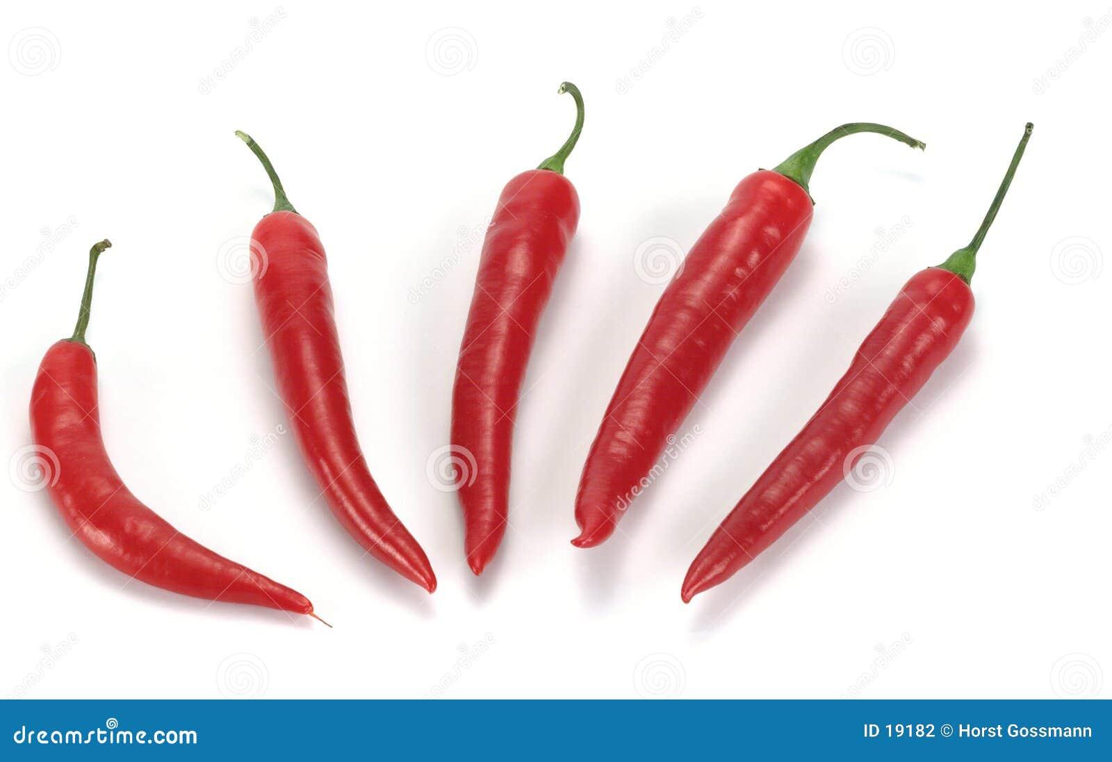 Pepe di peperoncino rosso
