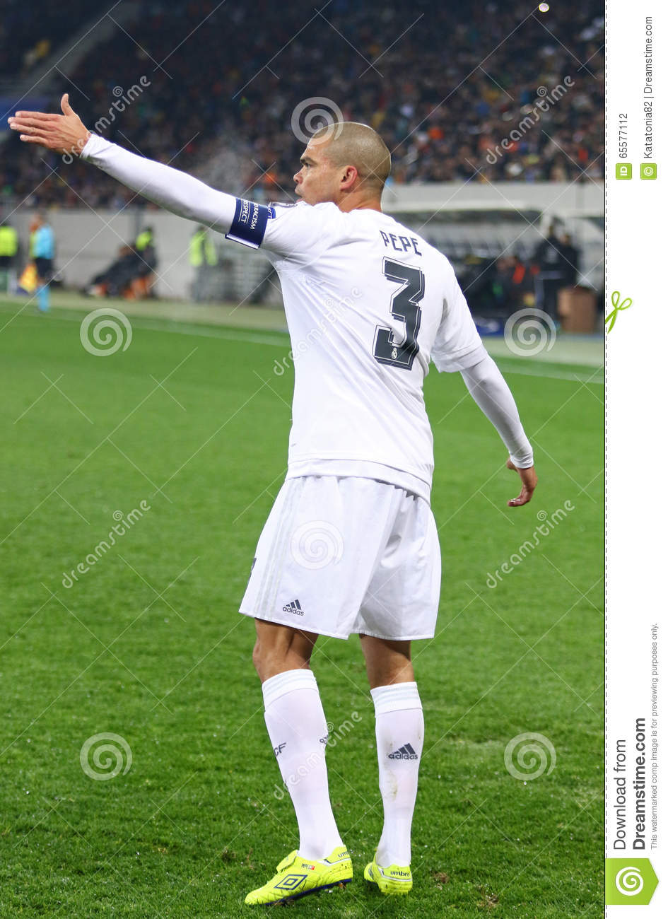 Pepe do Real Madrid
