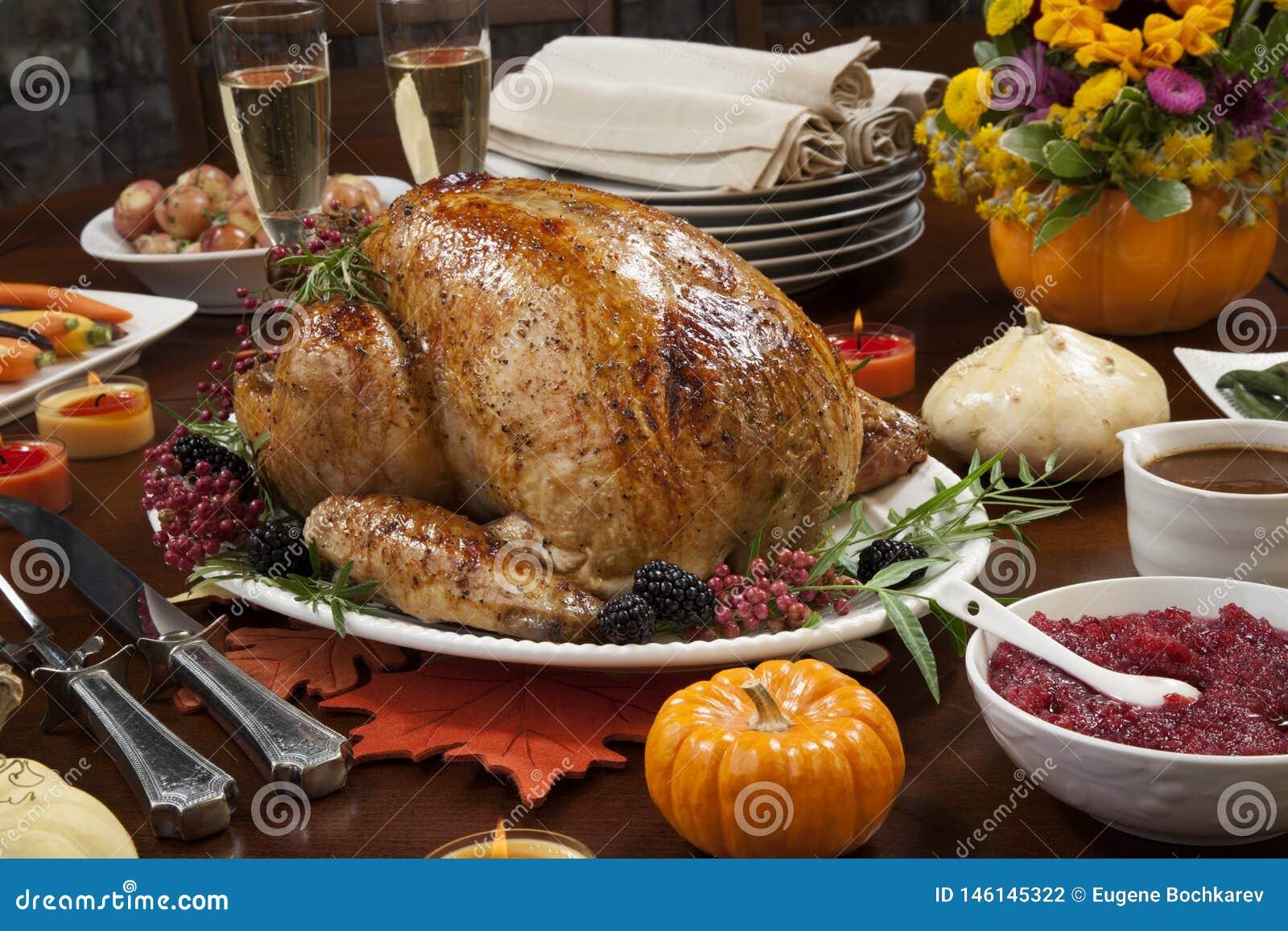 Peper Turkije voor Dankzegging