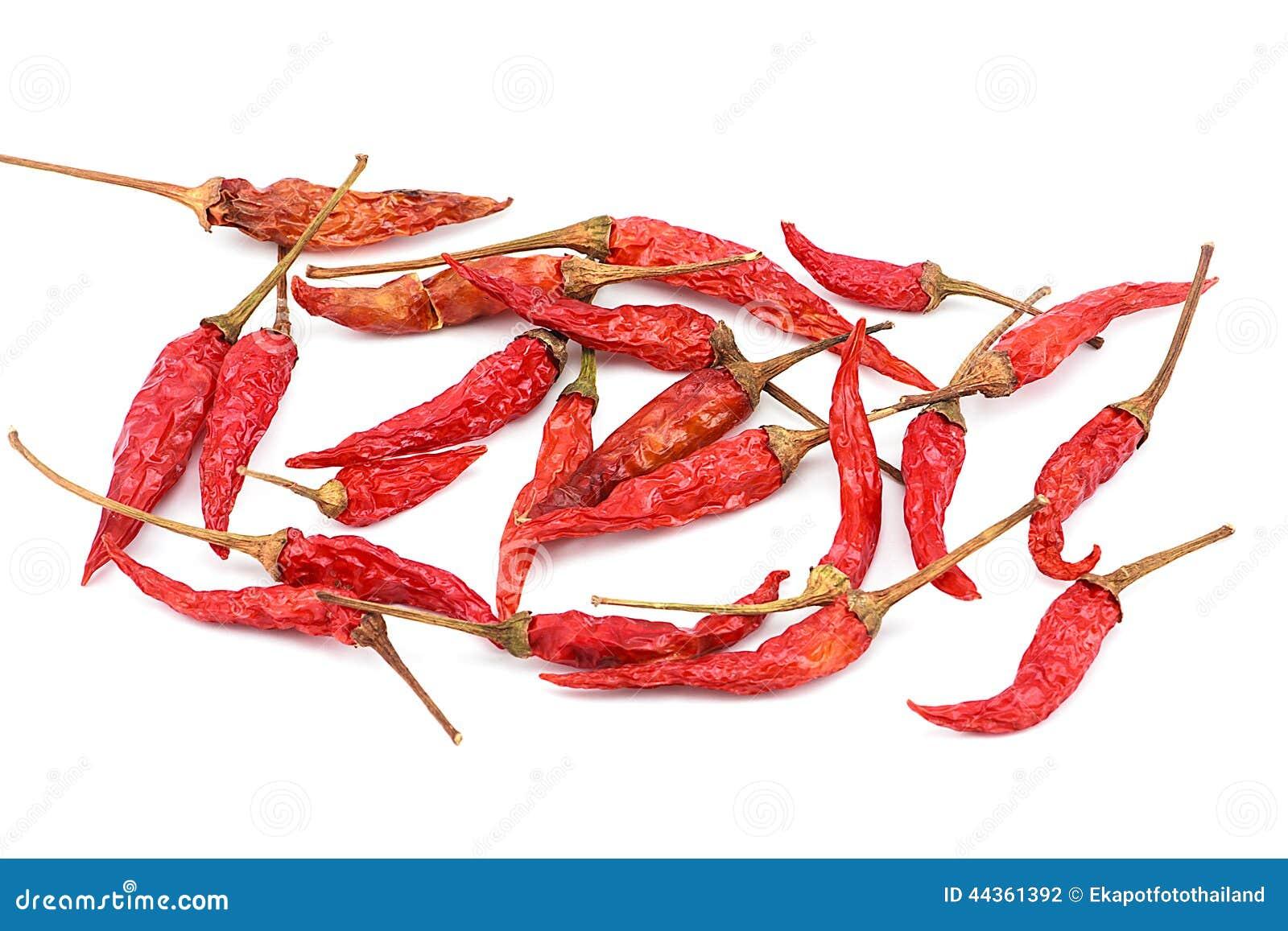 Peperoncini rossi rossi