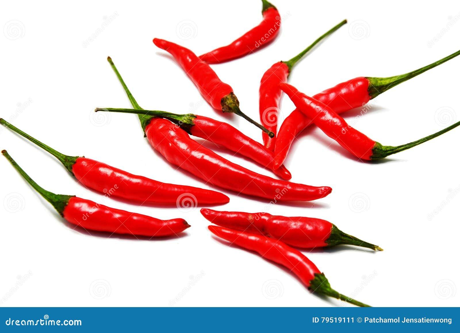 Peperoncini rossi tailandesi