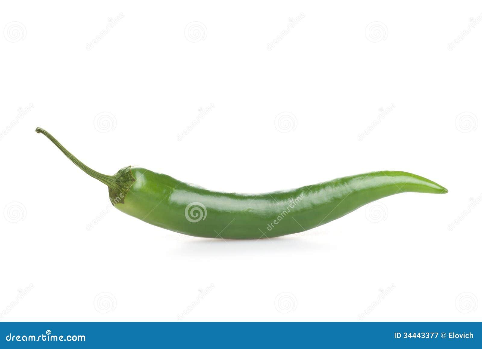 Peperoncino caldo verde