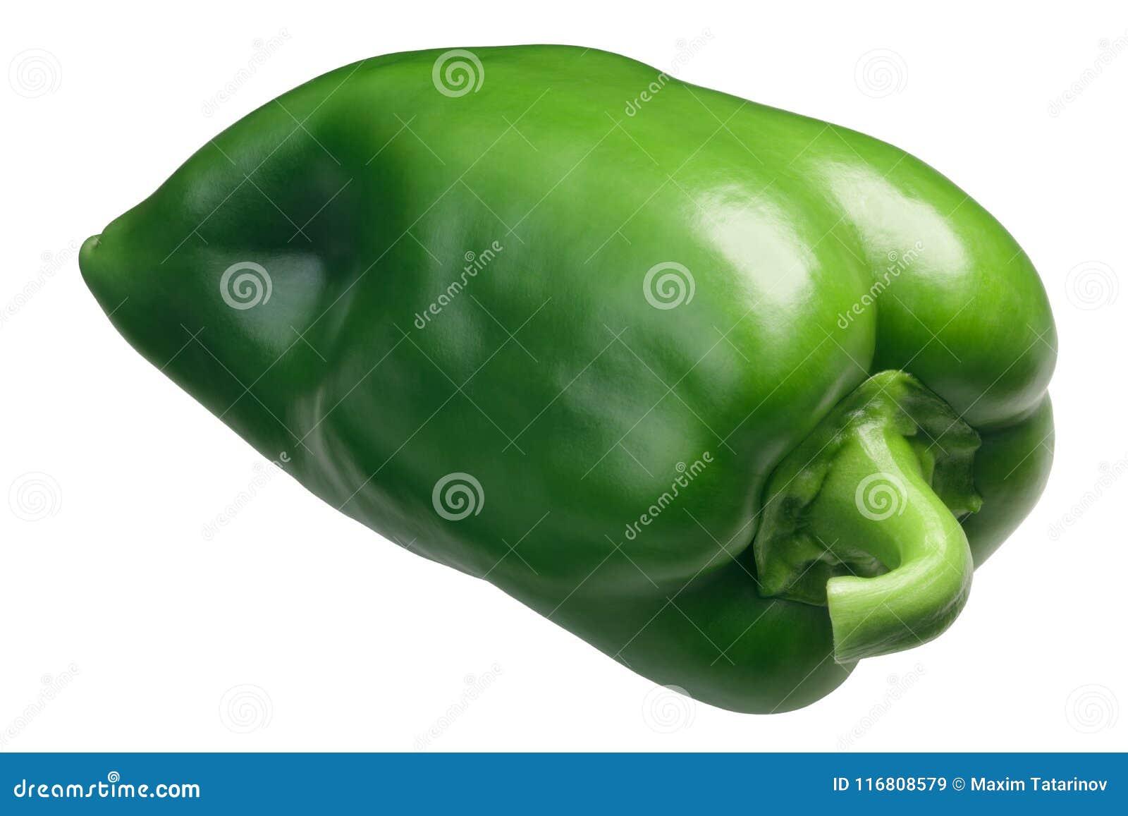 Peperone dolce di verde di Grueso de Plaza