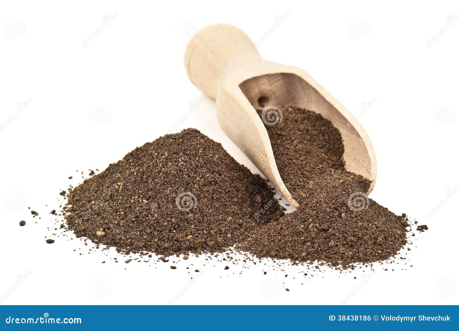 Pepper ground