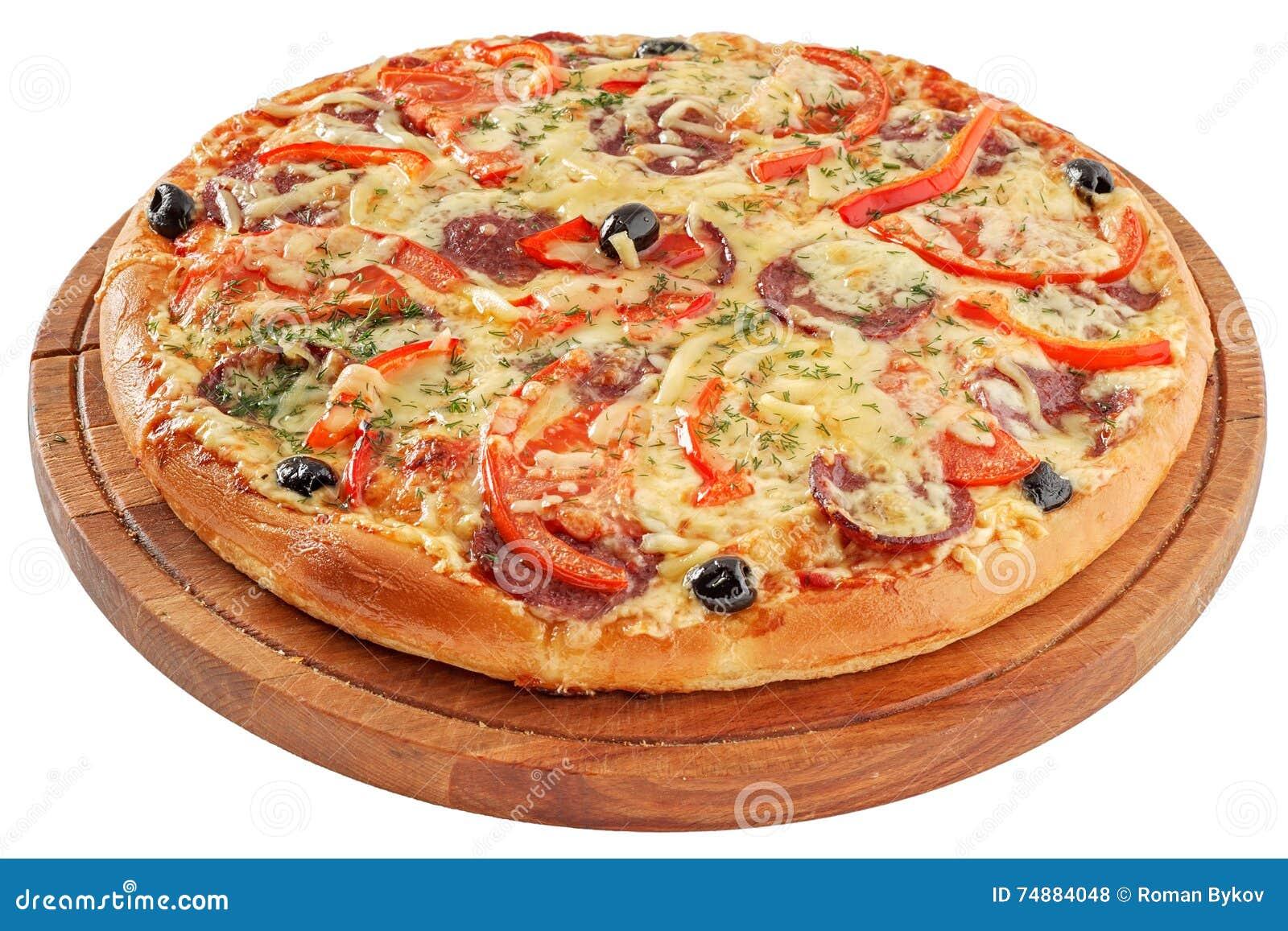 Pepperoni da pizza