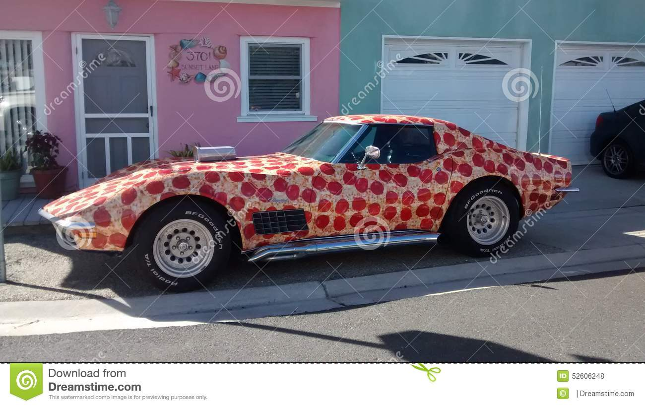 Pepperonipizza Vette