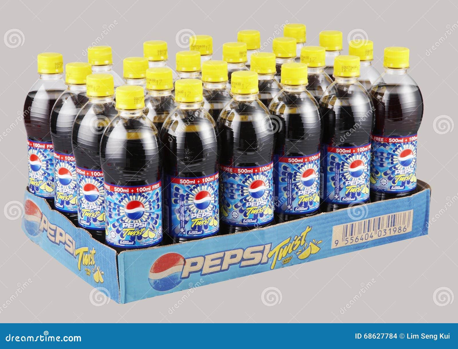 Pepsi editorial stock image  Image of bottle, caffeine