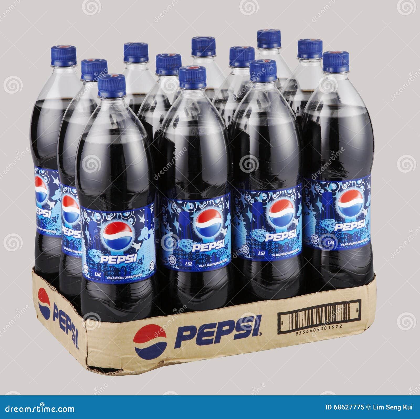 Pepsi 1 5l editorial image  Image of illustrative, bottle