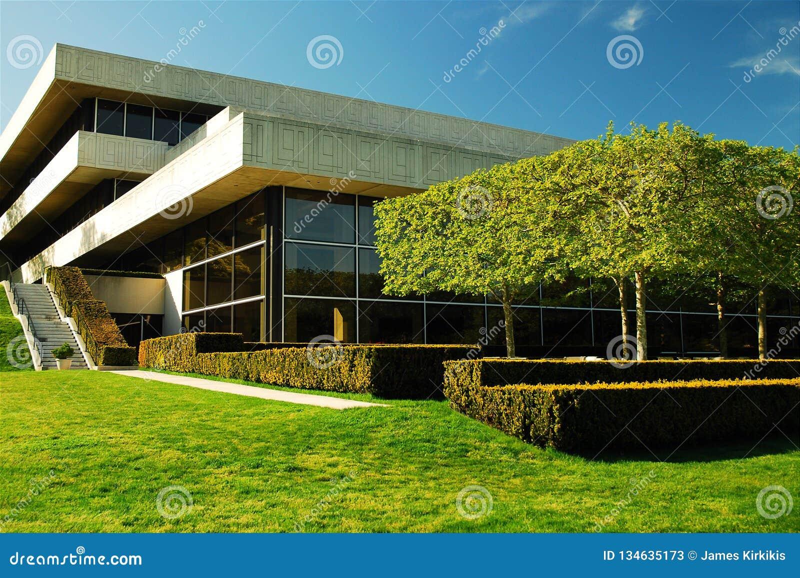 Pepsico World Headquarters stock image  Image of commerce