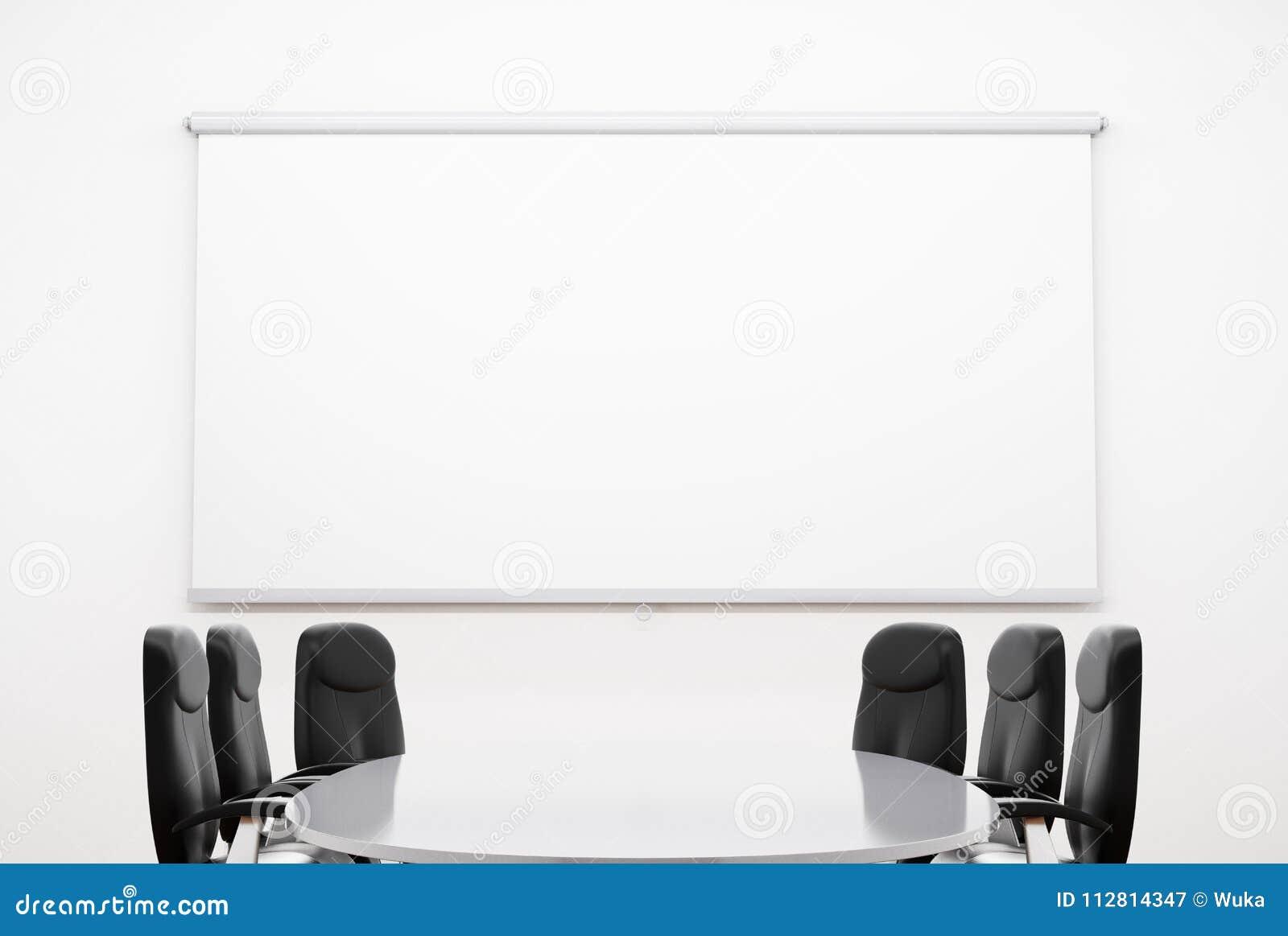 Pequeña sala de reunión