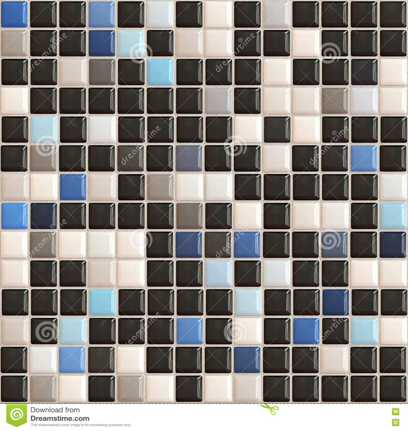 Peque a textura incons til de los azulejos imagen de for Azulejos de los