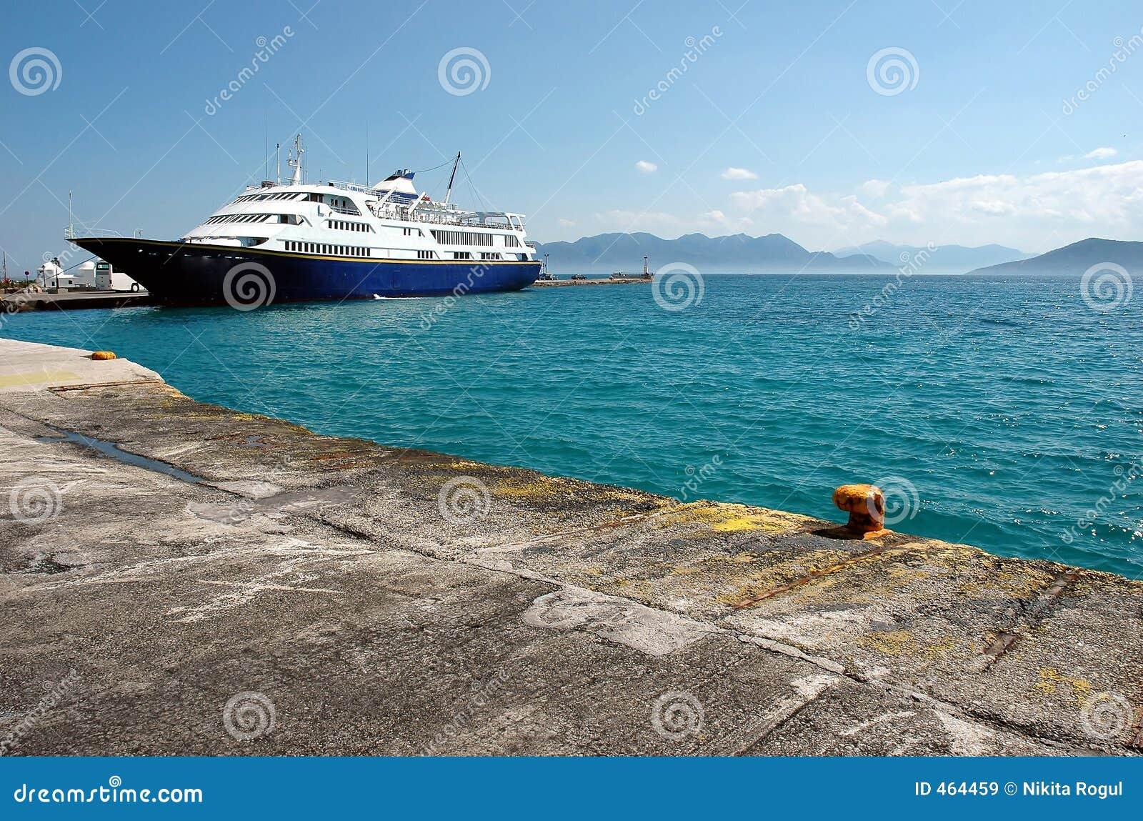 Pequeño puerto